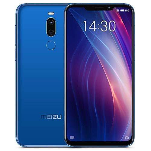 "Meizu X8 6.2"" LTE 6GB 128GB Dual SIM Dual Camera Dual MP 20 MP Azul New Europe Garantie"
