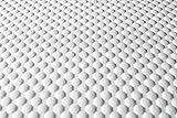 Zwoong Active Matratze 90 x 200 cm - Gelschaummatratze mit 7 Zonen - Kaltschaummatratze mit Memory Foam für optimale Druckentlastung - Härtegrad 2 - Höhe 21cm - weiß - 5