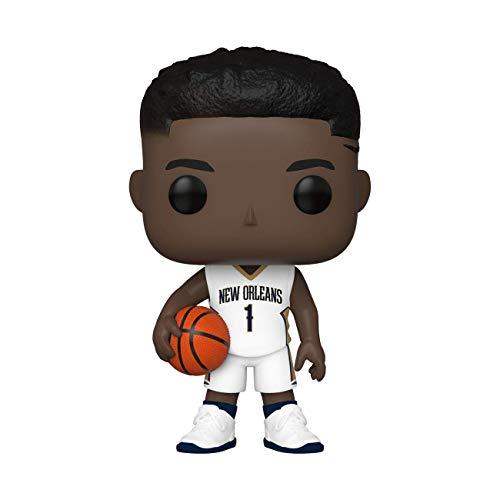 Funko- Pop NBA: New Orleans Pelicans-Zion Williamson Figura da Collezione, Multicolore, 44279