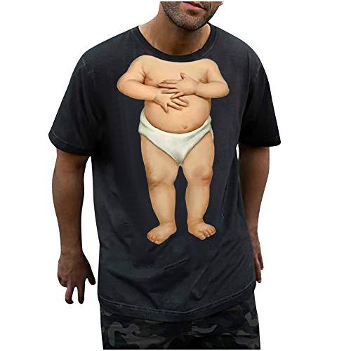 Camiseta de Manga Corta Hombre y Mujer Camiseta Deportiva de Manga Corta...