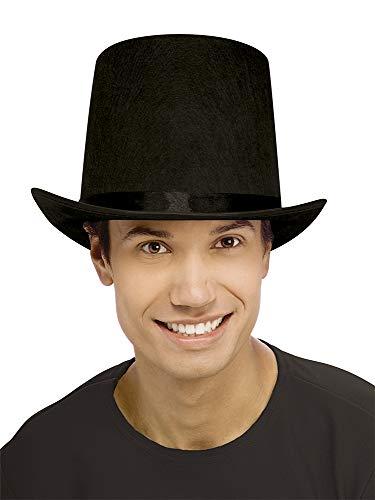 Rubies - Sombrero copa, color negro (H663)