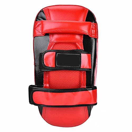 Target de boxeo, Cómodo Taekwondo Kick Pad Pads de espuma de cuero PU + densidad de espuma de relleno de espuma