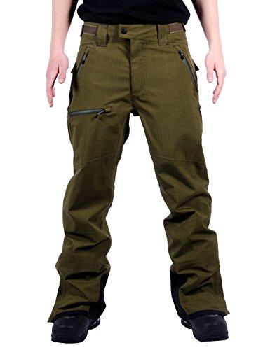 Nitro Herren Snowboard-Hose Cascade Pant 15, Dark Olive, M