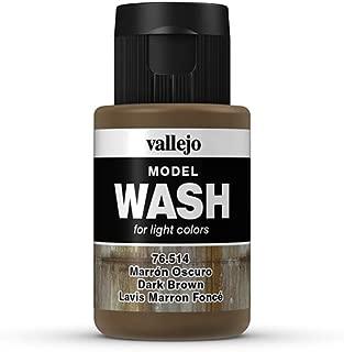 Vallejo Dark Brown Wash, 35ml