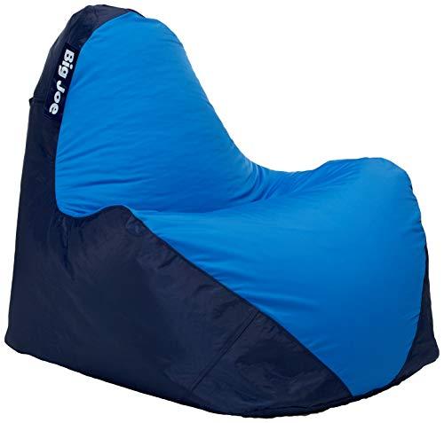 Big Joe Warp Bean Bag, Navy Blue