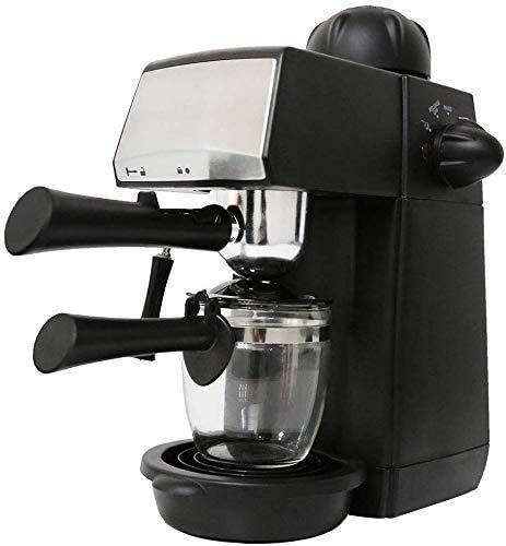 DSY Kaffeemaschine, Halbautomatische Dampfart Espresso-Kaffeemaschine 240Ml Überhitzung Überspannungsschutz Kaffeemaschine, Geschenke Für Kaffeeliebhaber Niedriger Energieverbrauch.