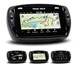 Trail Tech 922-122 Voyager Pro GPS Kit with Digital Gauge Trail Maps 4-Inch TFT LCD Touch ...