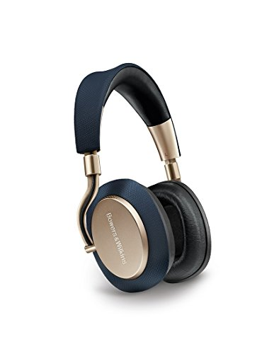 Bowers & Wilkins PX Soft FP39691 Cuffie con Bluetooth, Pelle, Oro