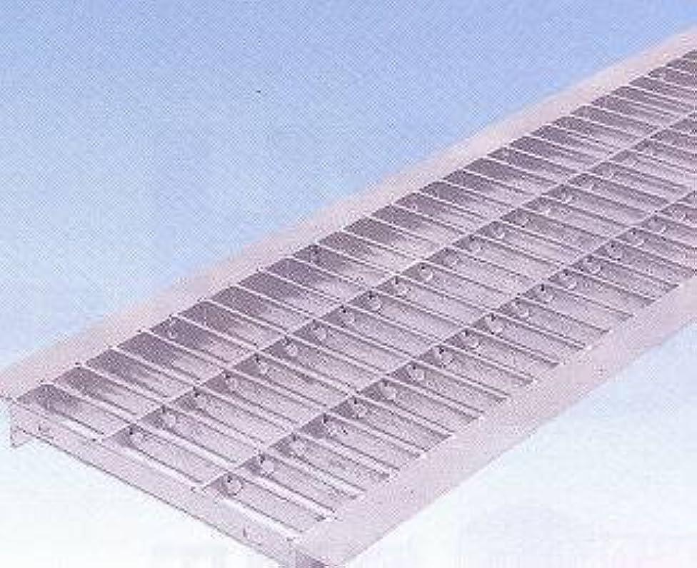 ジャニスオーガニック実験的ノーブランド品 グレーチングU字溝用 400mm用KC40-32 組込式 普通目(並目) グレーチング本体