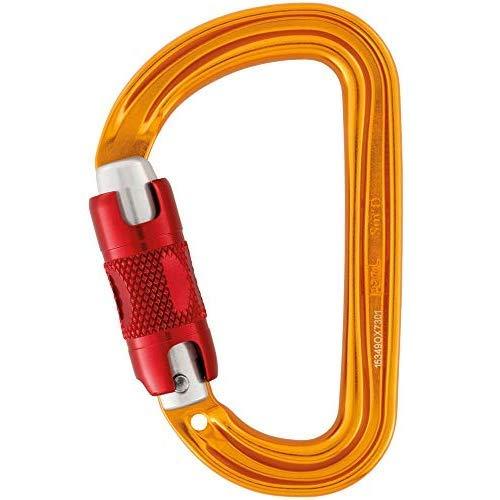 Petzl Sm D Twist-Lock - yellow