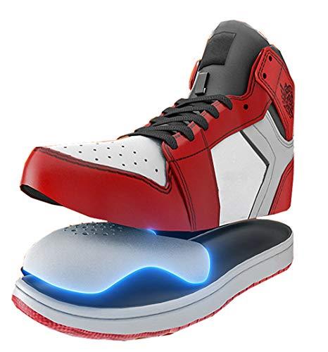 AMOY TANG Shoe Shields Protector Toe Box Decreaser  1 Pair Men's 7-12