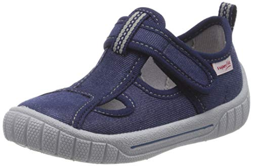 Superfit Bill Hausschuh, BLAU, 32 EU