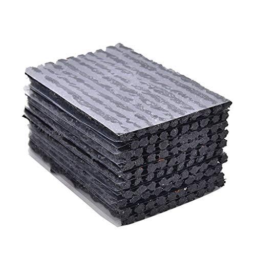 KaariFirefly Lot de 20 bandes de récupération de pneu sans chambre à air pour voiture ou camion Noir