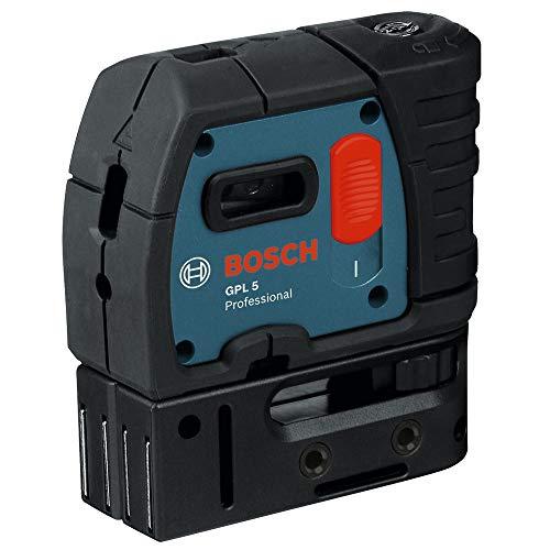 Bosch GPL5 5-Point Alignment Laser BNA -