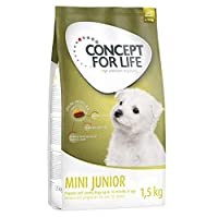 Healthy growth: Healthy growth and an optimal supply of energy for small, growing dogs is supported by a high content of very easily digestible proteins in combination with a nutritional needs-based mix of vitamins and minerals. Optimum digestion: Hi...