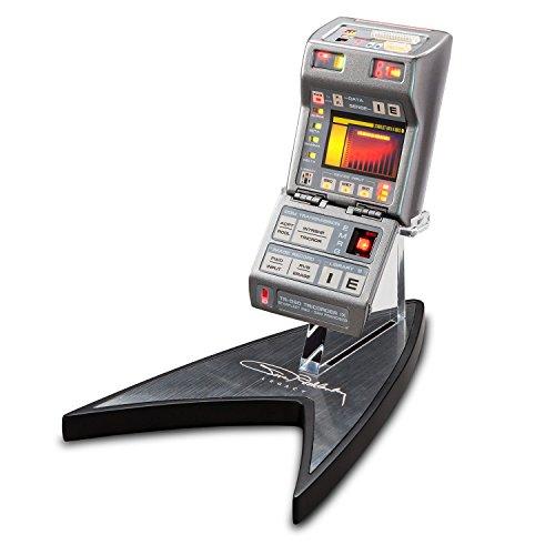 STAR TREK Starfleet TR-590 Mark IX Science Tricorder by Roddenberry