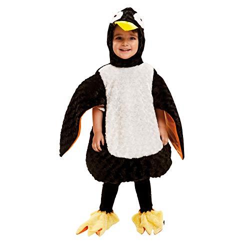 My Other Me Me-202399 Disfraz de pingüino de peluche, 1-2 años (Viving Costumes 202399)