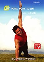 Gilad: Total Body Sculpt 4 [DVD] [Import]