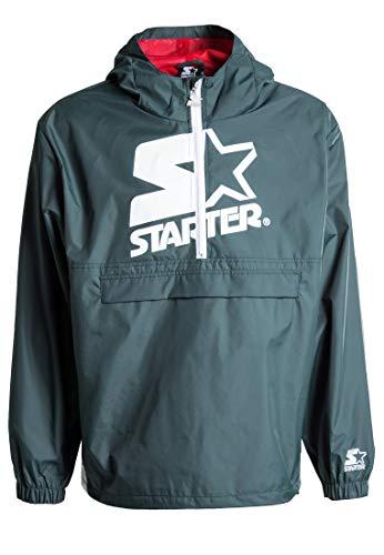 STARTER Windbreaker Jacket Green S