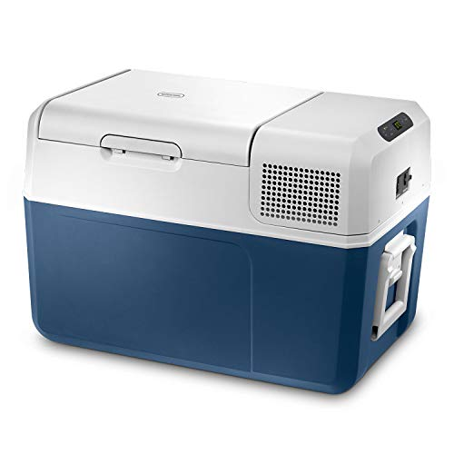 Mobicool B40, Hybrid, tragbare Kompressor- thermoelektrische-Kühlbox/Gefrierbox, 38 Liter, 12 V und 230 V für Auto, Lkw, Steckdose