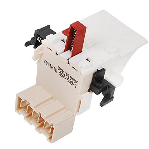 Interruptor de encendido y apagado para lavavajillas original Siemens