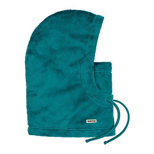 Burton(バートン) スノーボード ニット帽 ビーニー ニットキャップ CORA HOOD 2019-20年モデル 1SZ FITALL GREEN-BLUE SLATE 15198104400