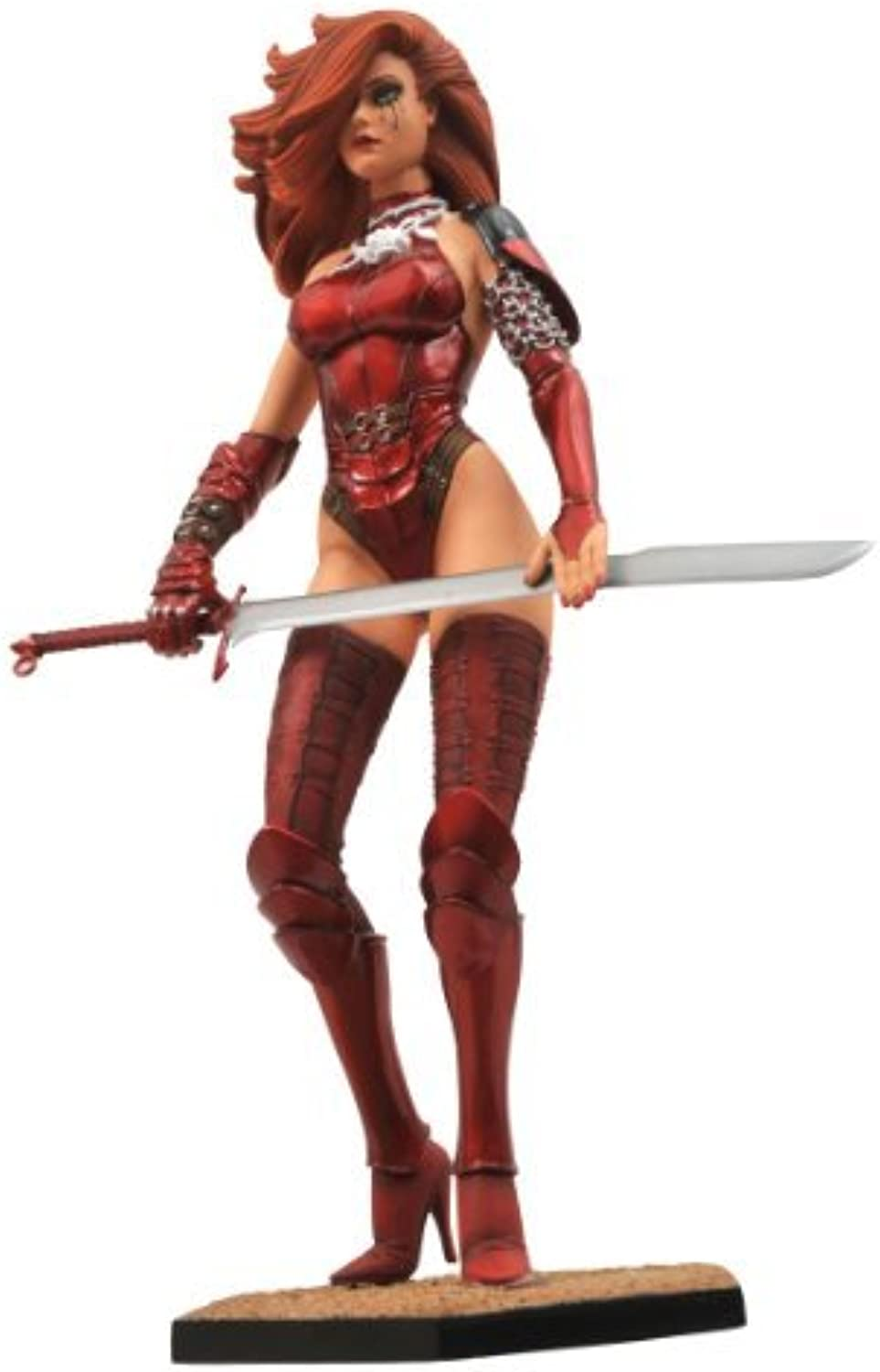 100% autentico Diamond Select Select Select Juguetes Femme Fatales  Dawn Executioner PVC Statue by Diamond Select  salida para la venta
