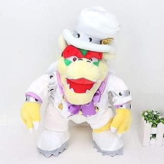LAJKS Rio Odyssey Wedding Dress Cappy Princess Peach Bone Kuba Dragon Dark Bowser Koopa Plush Toys U Must Have Inspirational Gifts Girls Favourite Characters Superhero Classroom UNbox Yourself