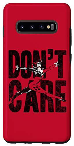 41GdkT7hD9L Harley Quinn Phone Case Galaxy s10 plus