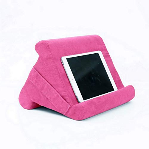 Petoske Lap Holder Pad Stand, Phone Holder Tablet Book Support Cushion Stand Compatible with New 2020 iPad Pro 9.7, 10.5, 12.9, iPad Air Mini 2 3 4, Switch, Samsung Tab, iPhone, Books
