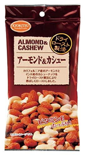 共立食品 APアーモンド&カシュー 21g ×10袋