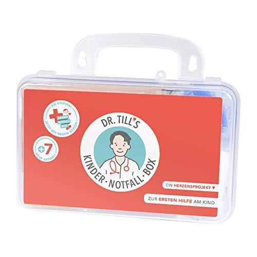 Kindernotfallbox zur Ersten Hilfe am Kind, 1 St