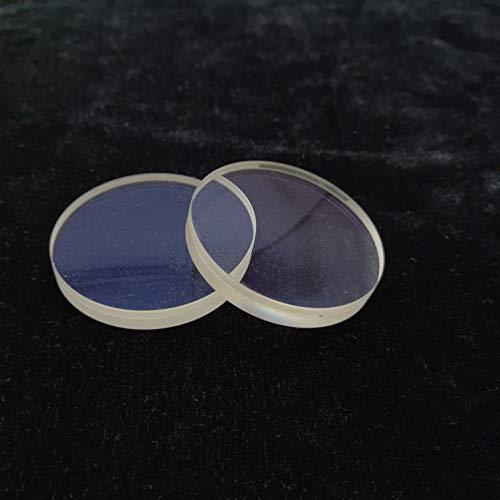 Without brand XXF-gxjz, Optische Convex Objektiv-Durchmesser 57mm, 500mm langbrennweitigen K9 Glas Instrument for Test Sternenteleskop Experiment Werkzeug (Farbe : Klar)