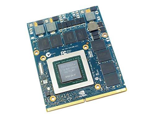 8GB GeForce GTX 980M Upgrade Kit for AW m17xR4 17 R5 18 R2