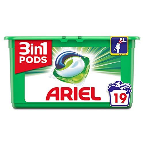 Ariel-Cápsulas de jabón 3 en 1 - Regular