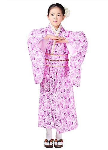 N ZTBANG® Sweet Girl Cute Japanese Traditional Kimono Yukata Floral Masquerade Cosplay Costume Summer Casual Dress 2020
