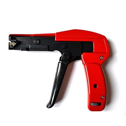 Gocableties Kabelbinderpistole, Nylon-Kunststoff, Spann- und Schneidwerkzeug