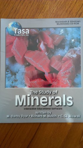 The Study of Minerals: Interactive Educational Software