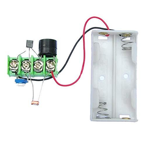 Quintion Child DIY-Tool 5pcs mit dem Ziel Anti-Diebstahl-Alarmanlage Modul Kit DIY Infrarot-Laser Zubehör