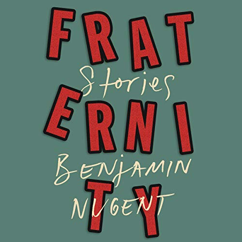 Fraternity audiobook cover art