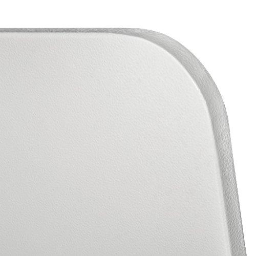 VASNER Citara M-Plus Design Infrarot-Heizung 450 Watt Metall weiß re Ecken 60x60cm Bild 3*