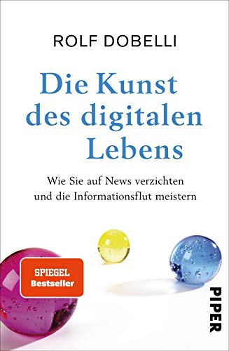 Die Kunst des digitalen Lebens: Wie Sie auf News verzichten und die Informationsflut meistern