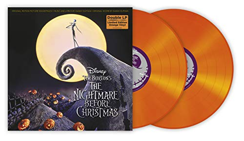 The Nightmare Before Christmas Album vinyle