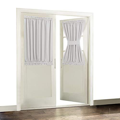 cortinas puertas exteriores velcro