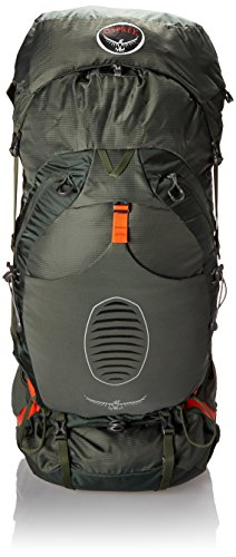 Osprey Men's Atmos AG 65 Backpack (2017 Model), Graphite Grey, Small