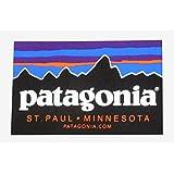 patagonia(パタゴニア) ステッカー セント ポール ミネソタ 旧 ST.PAUL MINNESOTA [並行輸入品]