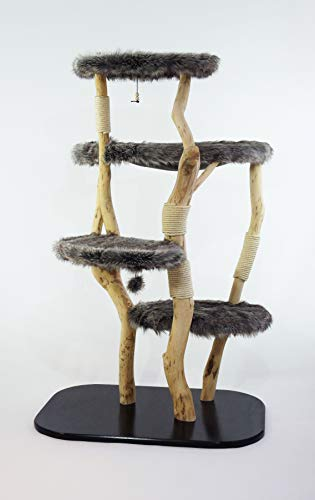 frechkatze Manufaktur Naturkratzbaum Caerunox