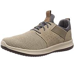 skechers camben men's shoes
