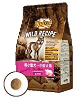 ニュートロジャパン ワイルド レシピ [超小型犬-小型犬用] 成犬用 ターキー 2kg