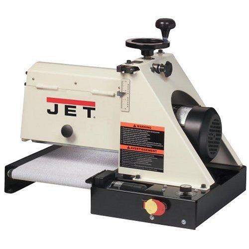 JET 628900 Mini 10-Inch 1-Horsepower Benchtop Drum Sander, 115-Volt 1-Phase